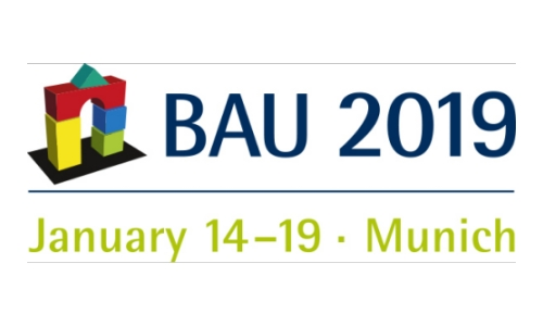 Book your room @ BAU 2019