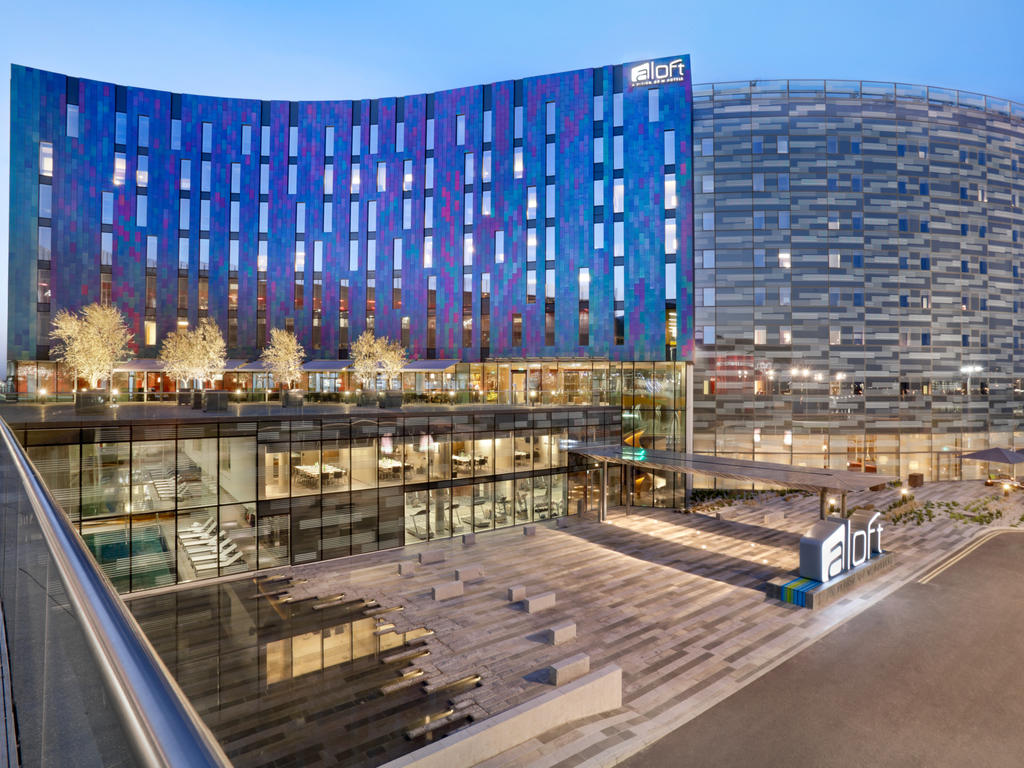 Book a cheap room in Aloft London Excel