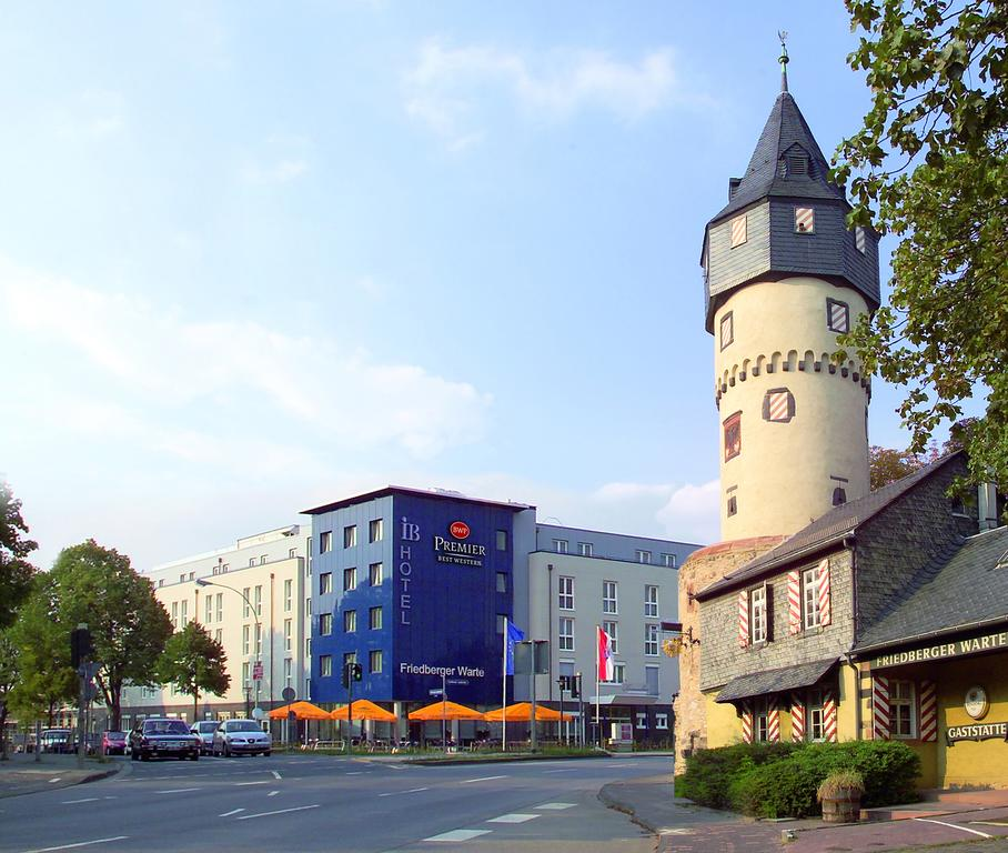 Book a cheap room in Best Western Premier IB Hotel Friedberger Warte