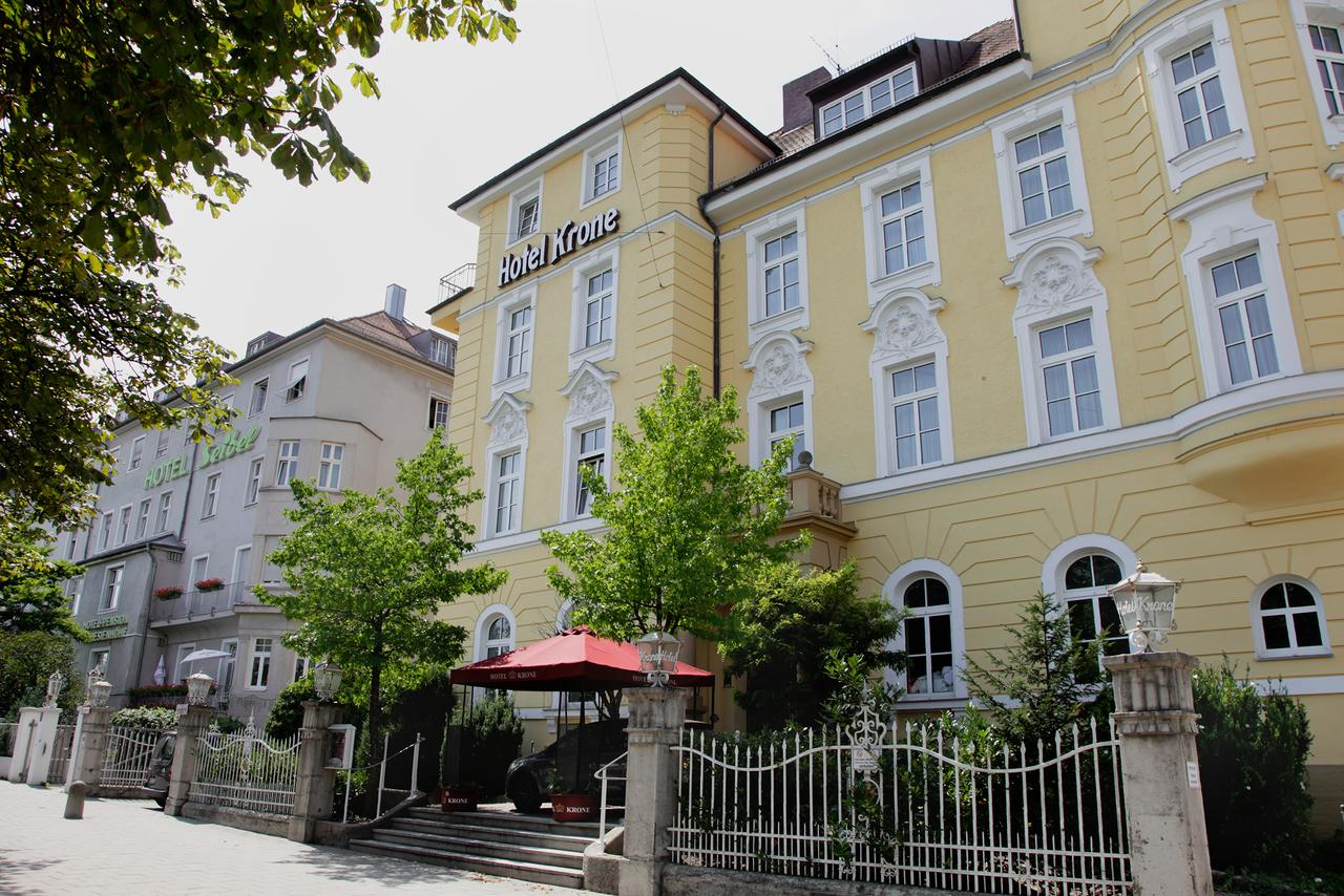 Book a cheap room in Boutique Hotel Krone Munchen