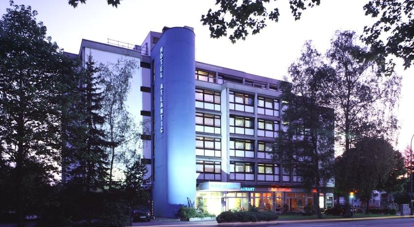 Book a cheap room in Comfort Hotel Atlantic Muenchen Sued