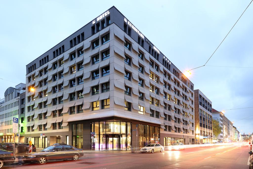 Book a cheap room in Eurostars Book Hotel