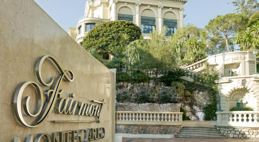 Book a cheap room in Fairmont Monte Carlo