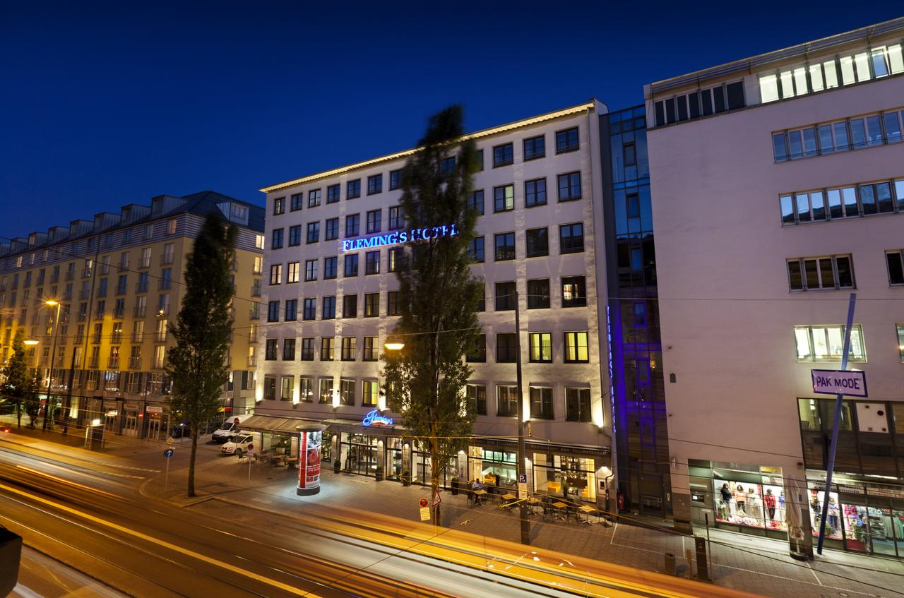 Book a cheap room in Flemings Hotel Munchen-City