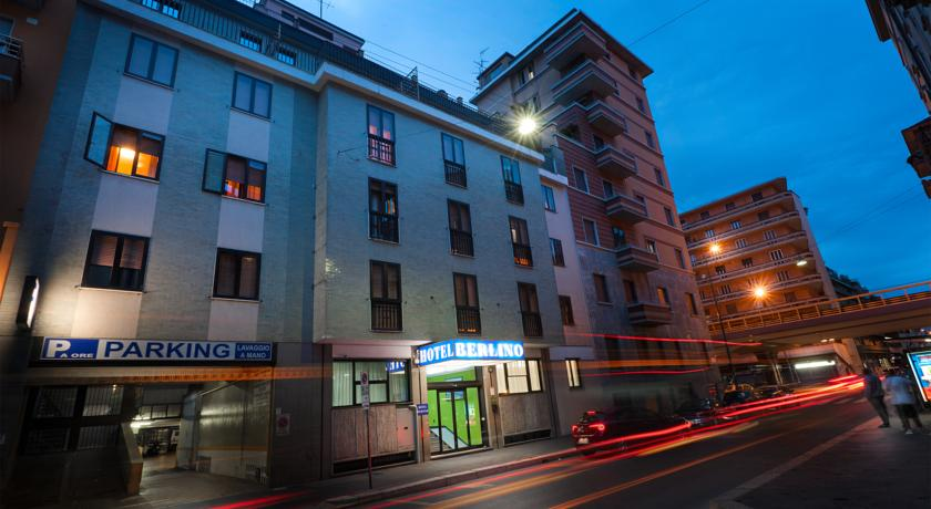 Hotel for tuttofood 2019 worldhotel cristoforo colombo for Hotel berlino design