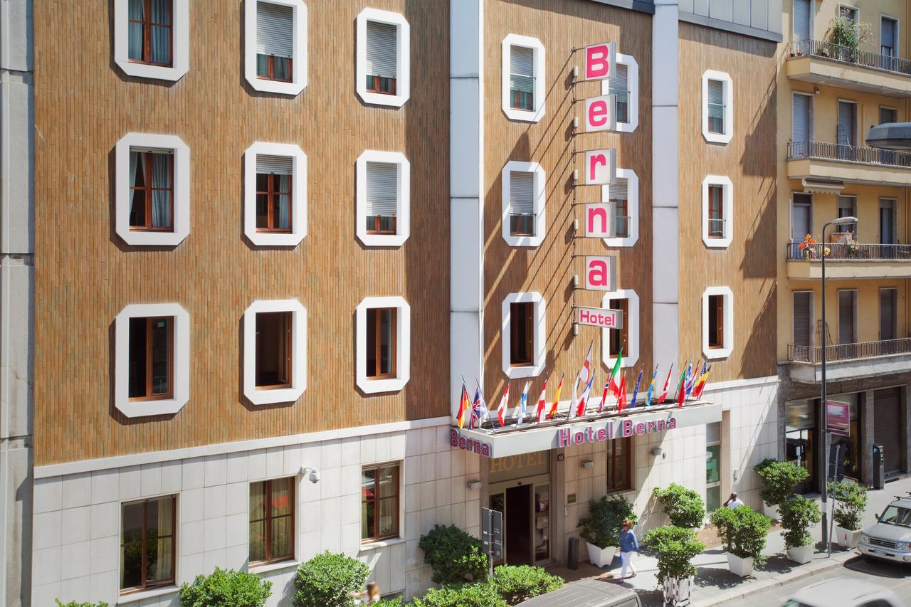 Book a cheap room in Hotel Berna