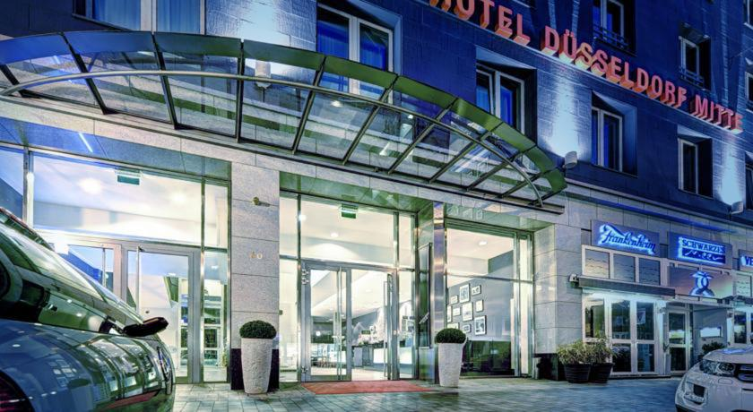 Book a cheap room in Hotel Dusseldorf Mitte