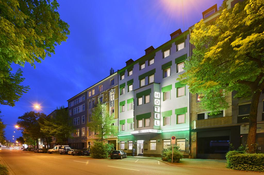 Book a cheap room in Hotel Schumacher Dusseldorf