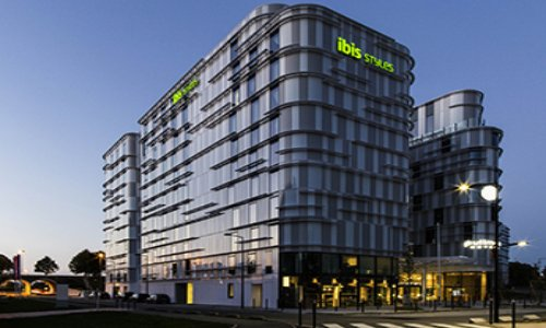 Book a cheap room in Hotel ibis Styles Paris CDG Airport Roissy