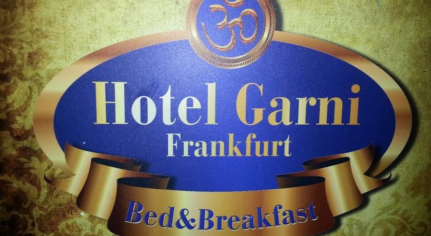 Book a cheap room in Hotelgarni Frankfurt