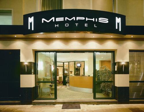 Book a cheap room in Memphis Hotel