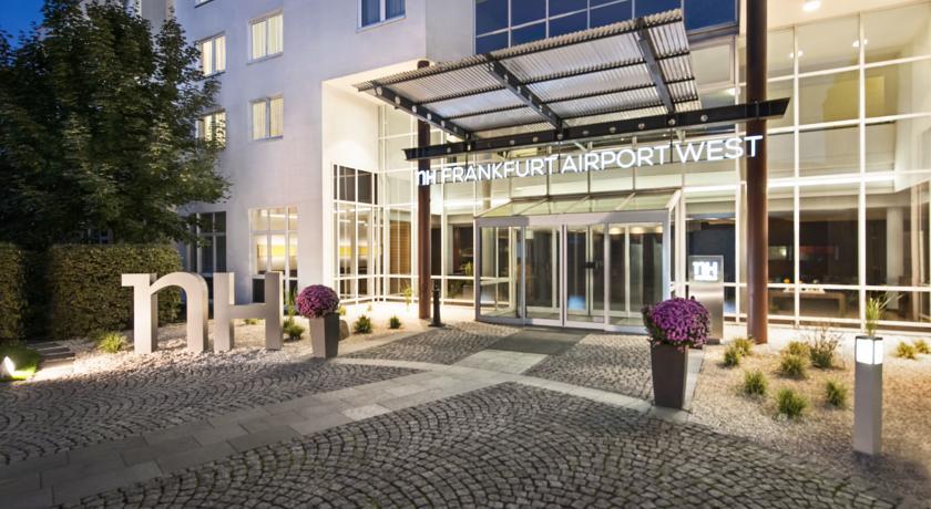 Nh Hotel Frankfurt City