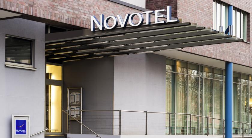 Book a cheap room in Novotel Cologne City