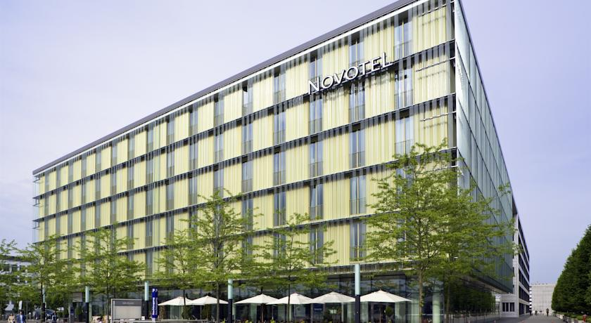 Book a cheap room in Novotel Munchen Messe