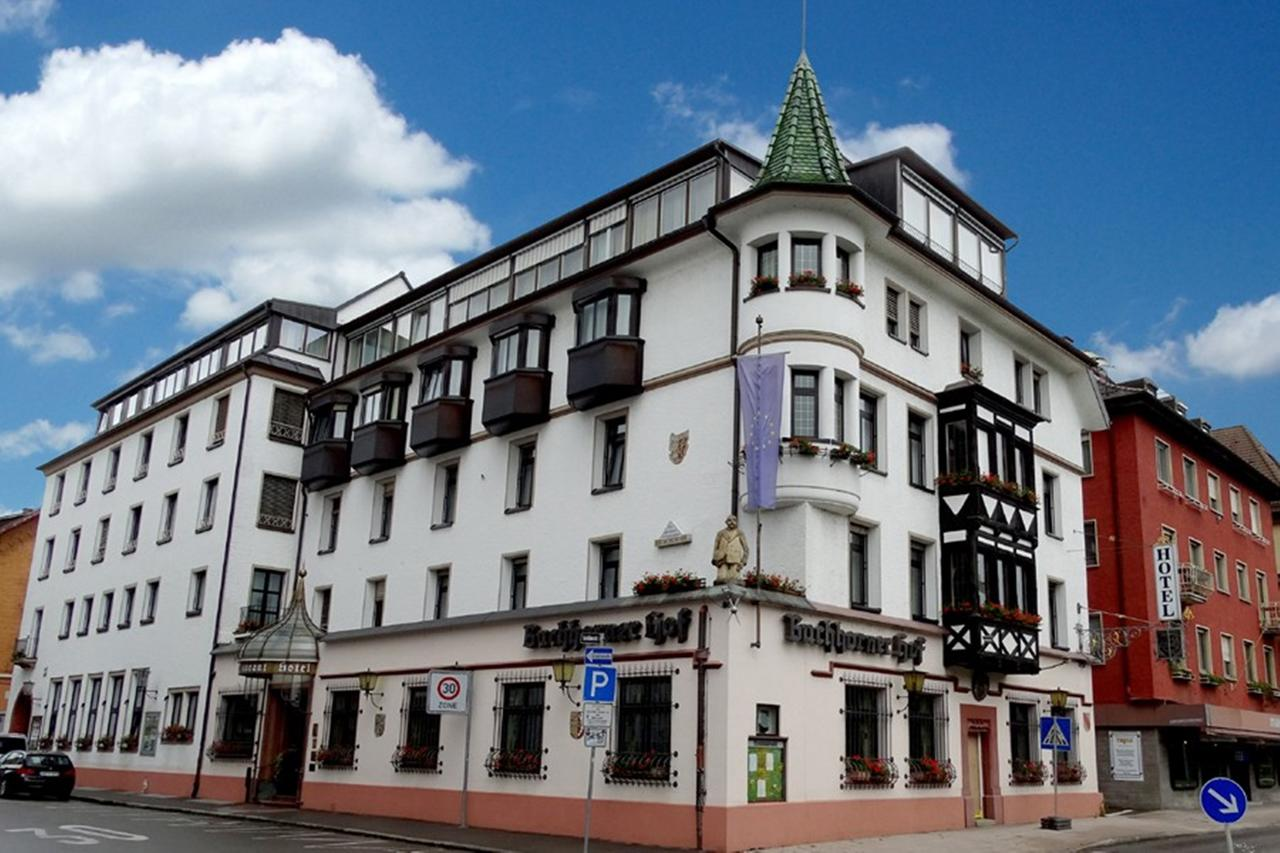 Book a cheap room in PLAZA Hotel Buchhorner Hof