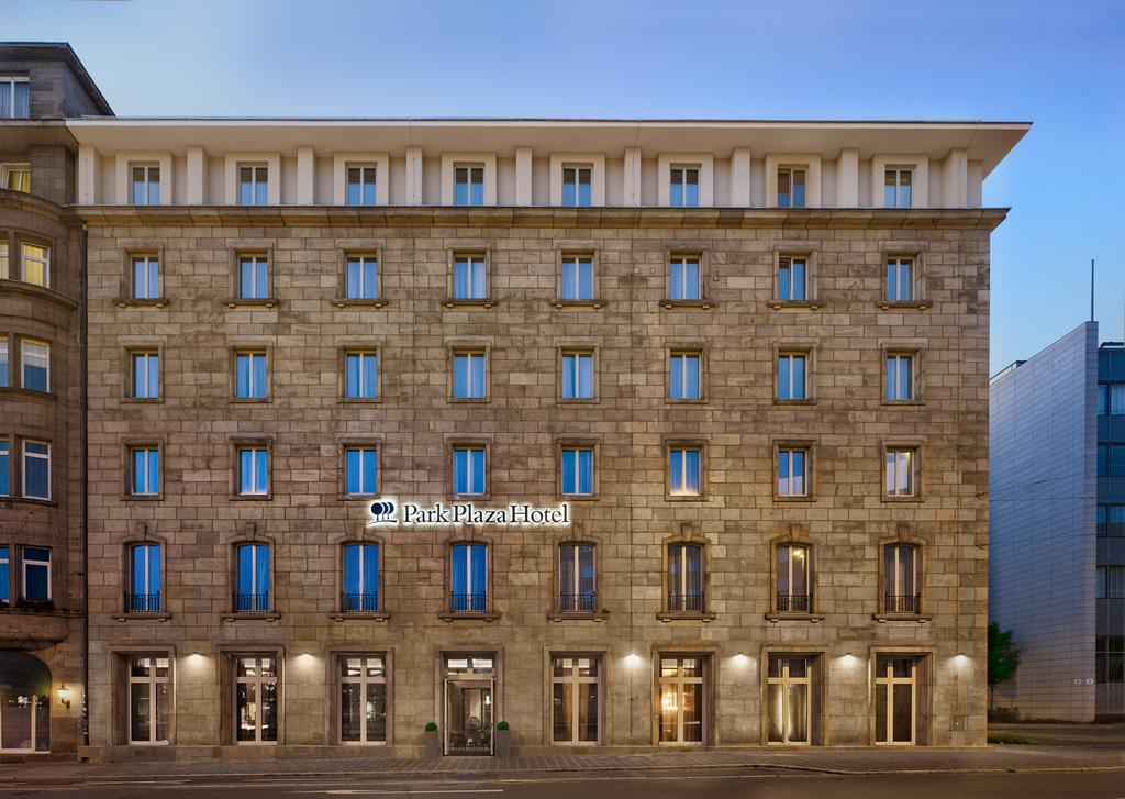 Book a cheap room in Park Plaza Nuremberg