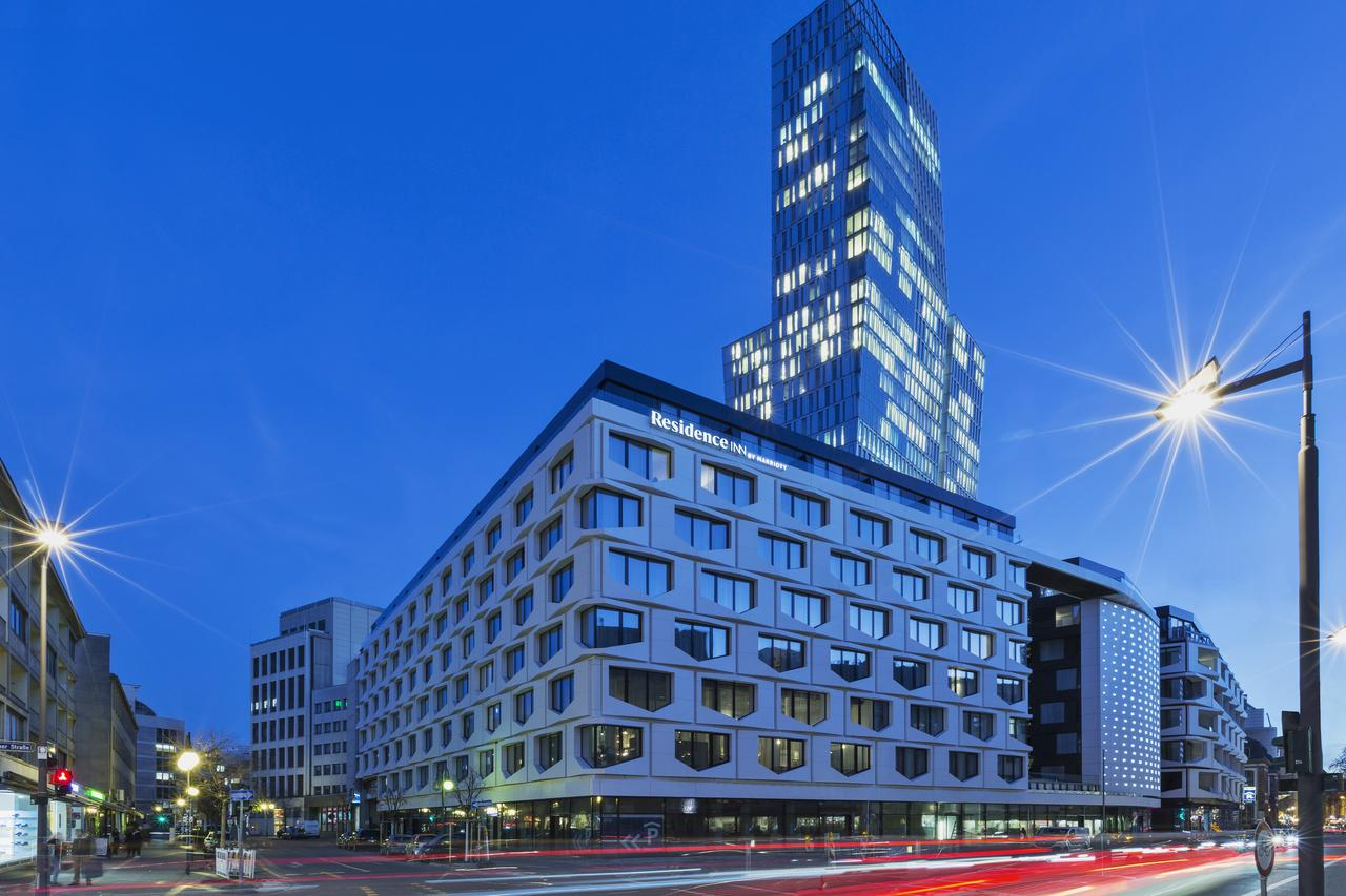 Book a cheap room in Residence Inn by Marriott Frankfurt City Center