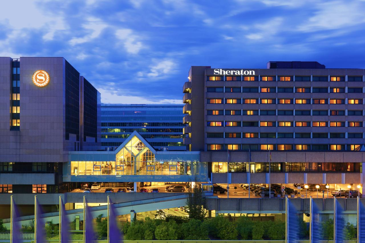 Book a cheap room in Sheraton Frankfurt Airport Hotel & Conference Center