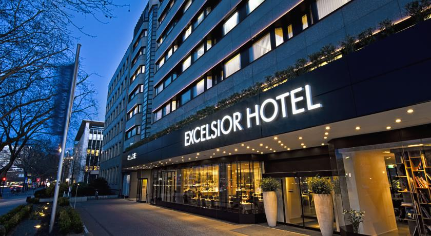 Book a cheap room in Wyndham Berlin Excelsior