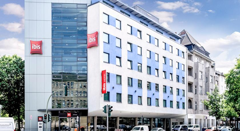 Book a cheap room in ibis Berlin City West
