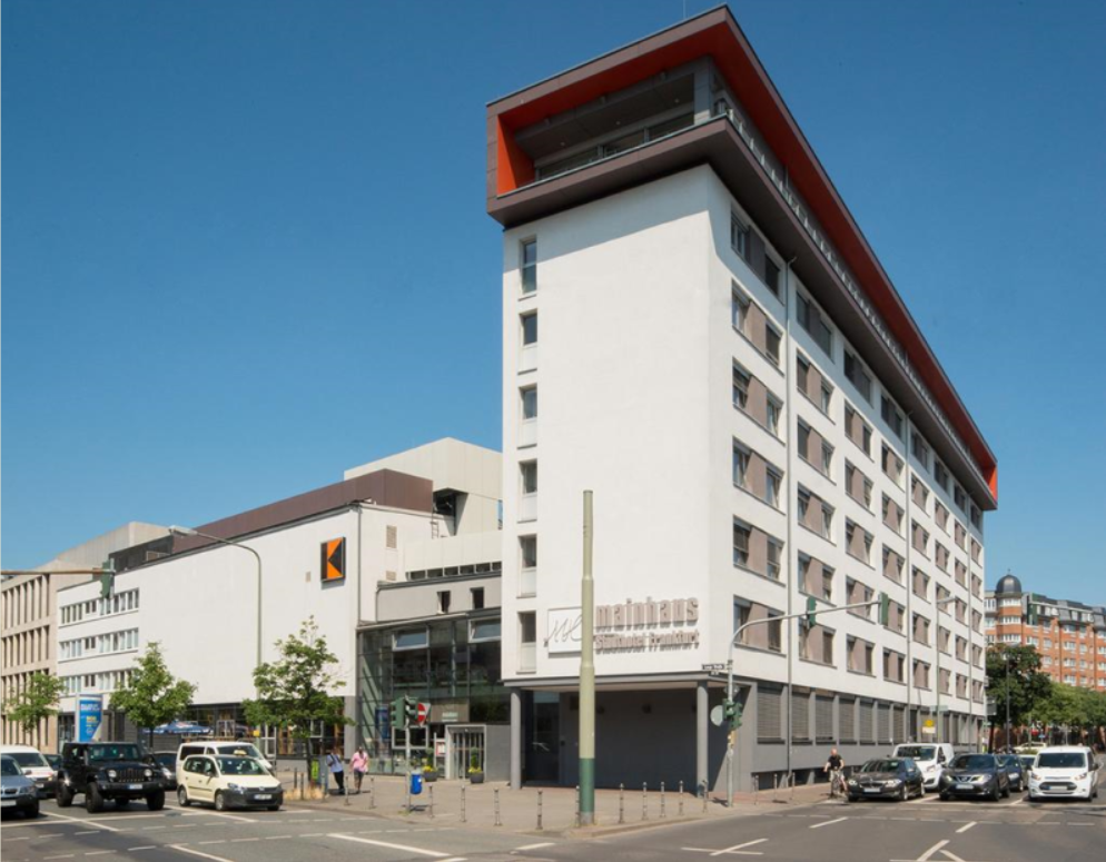 Book a cheap room in mainhaus Stadthotel Frankfurt